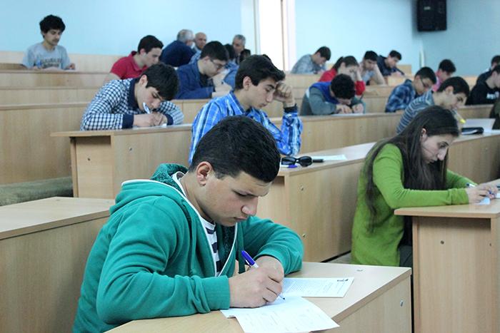 Մեկնարկել է հայ դպրոցականների օլիմպիական հաղթարշավը